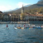 Mergozzo, lago e sport