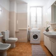 Bagno - Appartamento Cherubini - Guest House Le Oche di Bracchio