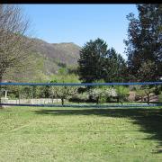 Il campo da beach volley